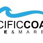 Pacific Coast Tile & Marble Logo