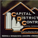 Capital District Contracting Inc. Logo