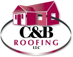 C & B Roofing Logo