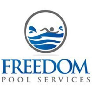 Swimming Pool Maintenance Service Services Logo