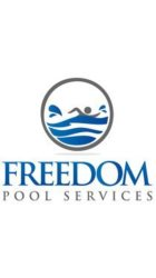 Freedom Pools Logo