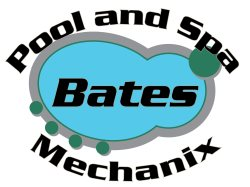 Bates Pool & Spa Mechanix Logo