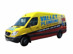 Valley Plumbing And Drain Cleaning Logo
