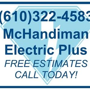 McHandiman Electric Plus Cover Photo