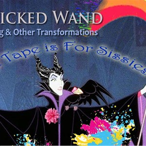 A Wicked Wand Logo