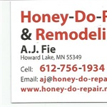 Honey-do-repair & Remodeling Cover Photo