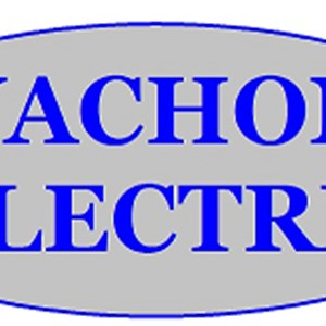 Qualified Electrician Contractors Logo