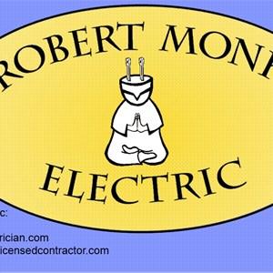 Robert Monk Electric Logo
