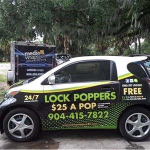 Lock Poppers $25 Cover Photo