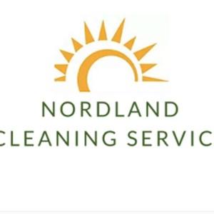 Nordland Cleaning Company Logo
