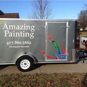 Amazing Painting Logo