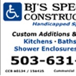 Bjs Specialty Construction LLC Logo