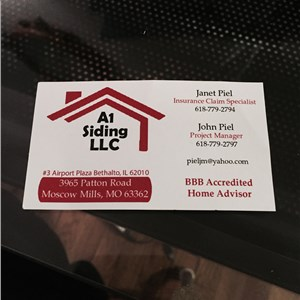 A1 Siding LLC Cover Photo