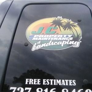 Jc Property Maintenance & Landscaping Logo