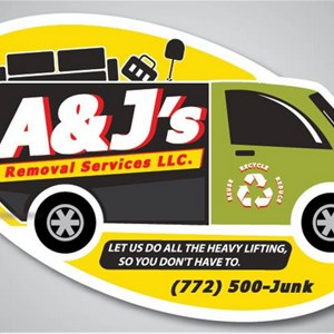A & Js Removal Services Llc. Cover Photo