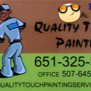Quality Touch painting Cover Photo