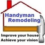 Handyman Remodeling Logo