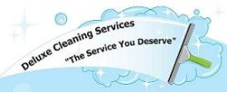 Deluxe Cleaning Services Logo
