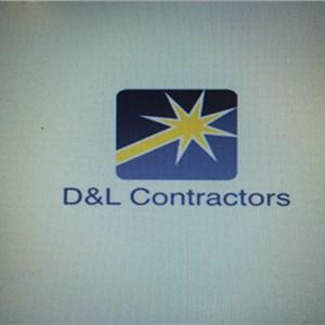 D&L Contractors Logo
