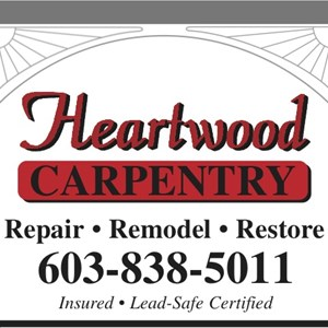 Heartwood Carpentry Cover Photo