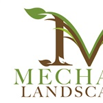 Mechaley Landscaping Logo