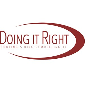 Doing It Right Roofing Siding Remodeling LLC Logo