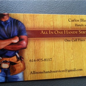 All IN ONE Handy Services L.l.c Logo