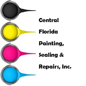 Central Florida Painting, Sealing & Repairs, Inc. Logo