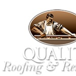 Quality Roofing & Remodels Logo