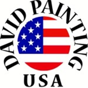 DAVID PAINTING USA Logo