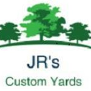 Jrs Custom Yards Logo
