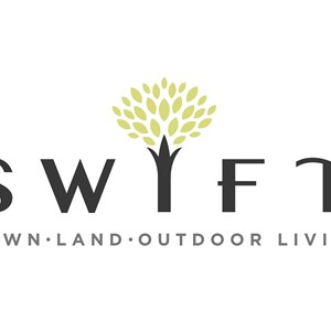 Swift Lawn & Land Logo