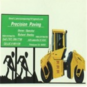 Precision paving company Cover Photo