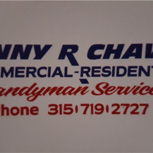 Danny R Chavez Commercial + Residential Handyman Services Logo