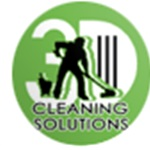 3d Cleaning Solutions Logo