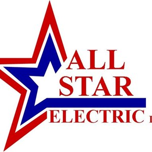 What Does a Electrician do Contractors Logo