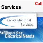 Kelley Electric Lighting & Design Inc. Logo