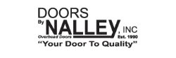 Doors By Nalley, Inc Logo