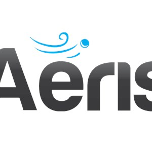 Aeris Heating & Air Conditioning Logo