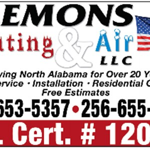 Clemons Heating & air llc Logo