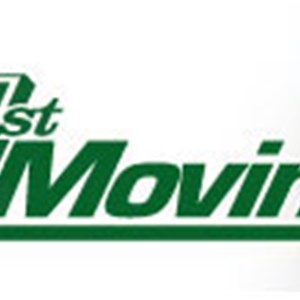 1 st Moving Corp. Logo