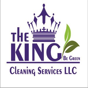 The King Cleaning Services Logo