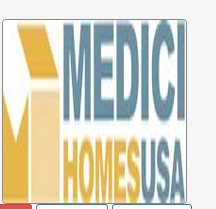 Medici Home Builder and Renovations Logo
