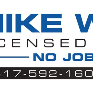 Mike Ward Jr Licensed Electrician Logo