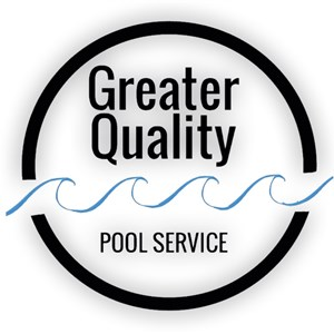 Greater Quality Pool Service, LLC Logo