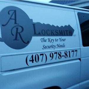 A Locksmith LLC Logo