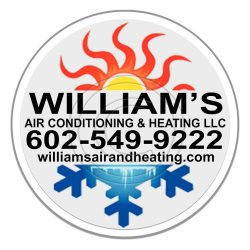 Williams Air Conditioning & Heating llc Logo