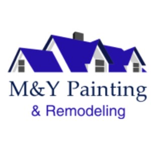M & Y painting and Remodeling Logo