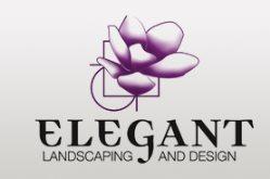 Elegant Landscape & Design Logo