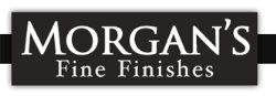 Morgans Fine Finishes Logo
